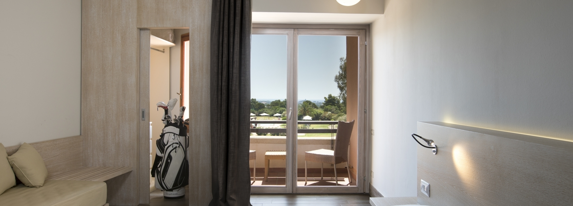 Camera Superior con balcone