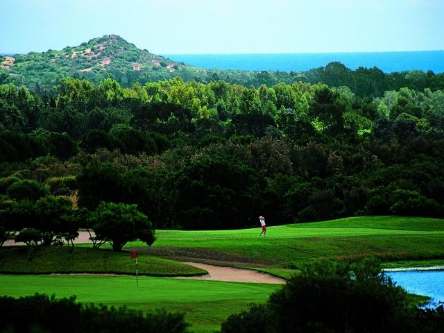Campo da golf a 18 buche