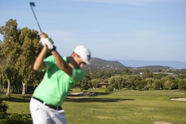 Pratica golf a Is Molas Resort
