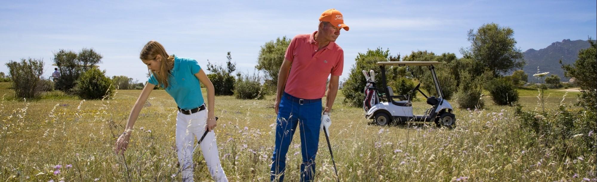 Golf Academy in Sardegna