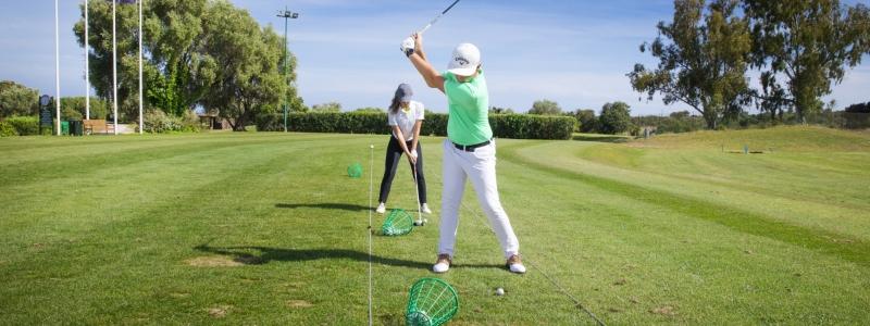 Lezioni Golf Academy di Is Molas