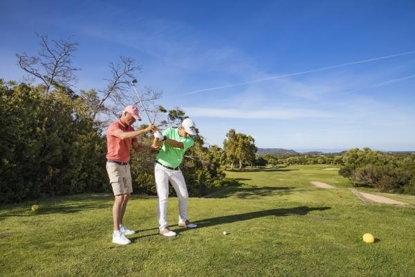 Lezioni di Golf a Is Molas