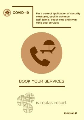 Informativa Covid - Book services