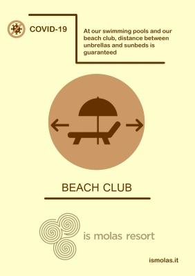 Informativa Covid - Beach