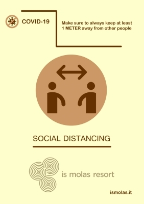 Informativa Covid - Social distance