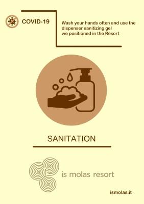 Informativa Covid - Sanitation