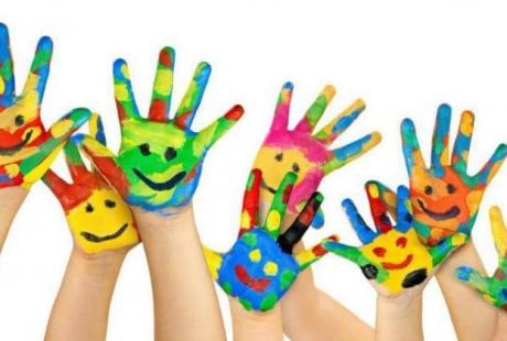 Mani dipinte miniclub