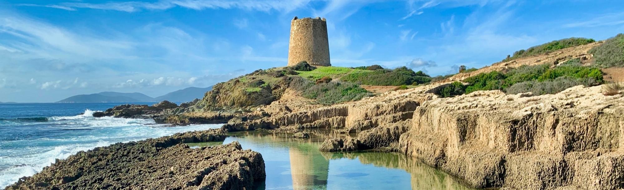 Torre di Piscinnì Domus de Maria