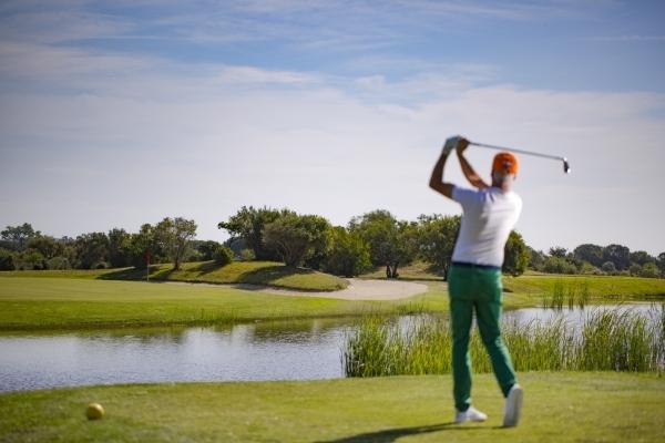 Campo da golf di Is Molas
