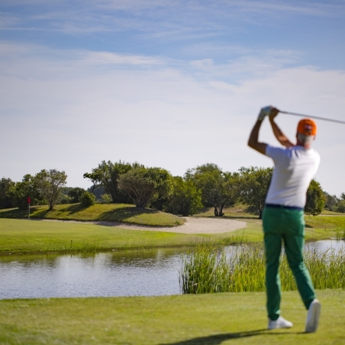 Campo da golf Is Molas