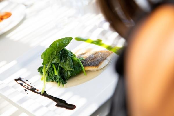 Light Lunch Is Molas Resort