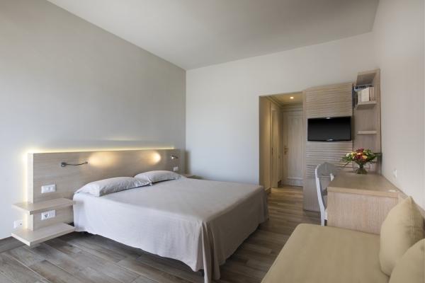 Camera Superior con terzo letto